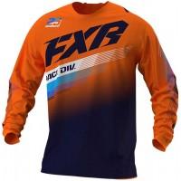 Джърси FXR Clutch MX Orange-Midnight