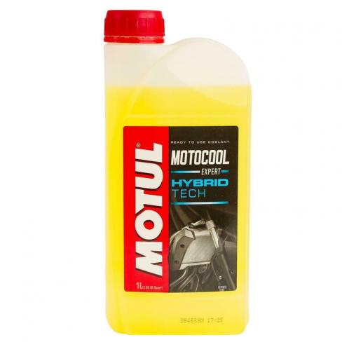 Антифриз Motul Motocool Hybrid Tech expert 1 л.
