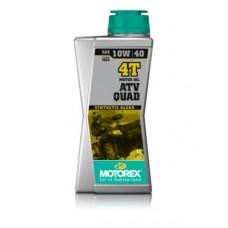 Двигателно масло MOTOREX ATV QUAD 10W40 4T 1L