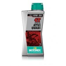 Двигателно масло MOTOREX ATV QUAD RACING 10W50 4T 1L