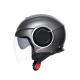 Каска за скутер AGV ORBYT E2205 MONO - MATT GRAY