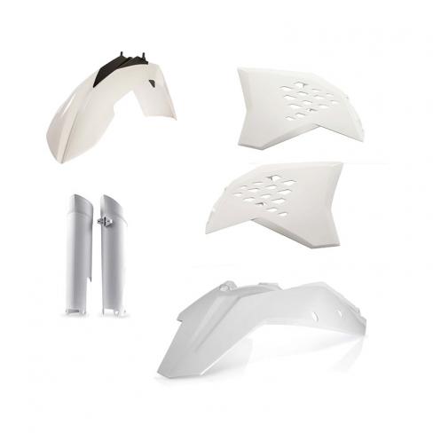 Комплект пластмаси Acerbis за KTM EXC/EXC-F 08-11