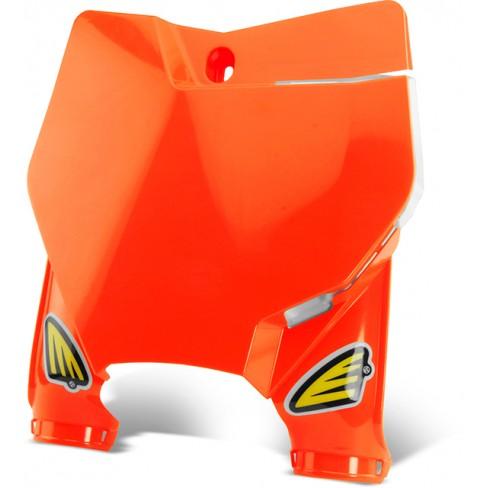 Табела за номер Cycra Stadium за KTM SX125 16-20, SX-F250/350 16-20, SX-F450 15-20 оранжев